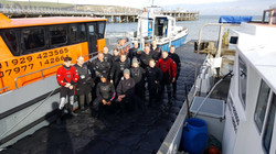 Diving at Swanage