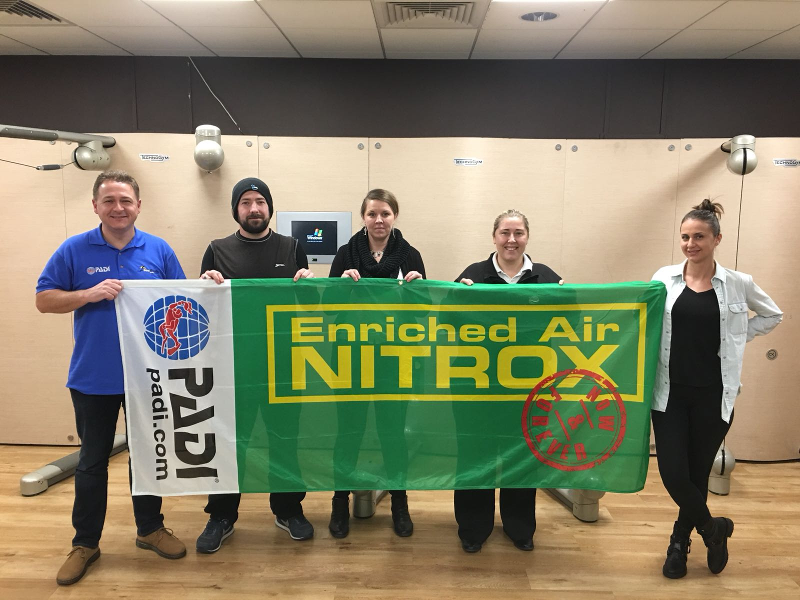 Enriched Air Nitrox Divers