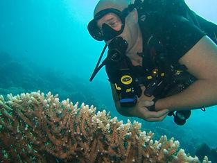One of DiveMania Scuba's PADI Master Scuba Diver Trainers - Paul Bryant