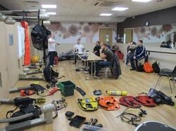 Equipment course