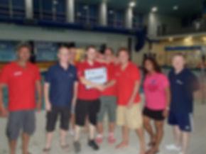 Congratulations Jamie Shaw - PADI Divemaster with DiveMania Scuba