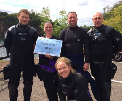 Open Water Diver – ✓ … So what's next?