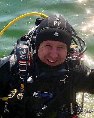 Paul Polain - DiveMania Divemaster