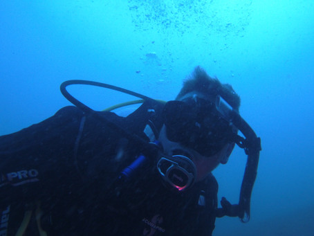 Swanage Wreck Diving Weekend