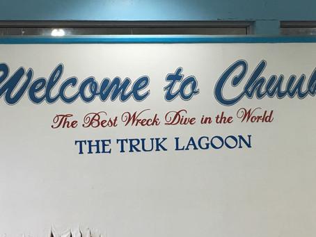 Truk Lagoon with DiveMania Scuba