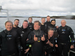 The guys at the Farnes