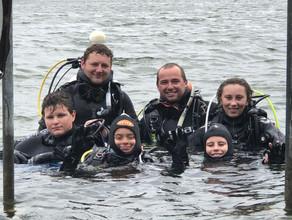 Junior PADI Open Water Divers