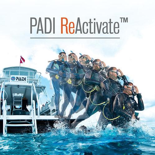 PADI ReActivate/Scuba Refresher