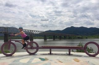 South Korea Cross Country: Day 9 (100km)