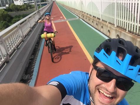 South Korea Cross Country: Day 2 (64km)