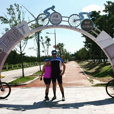 South Korea Cross Country: Day 1 (29km)