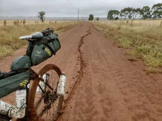 Mawson Trail - Day 5 - Spalding to Melrose