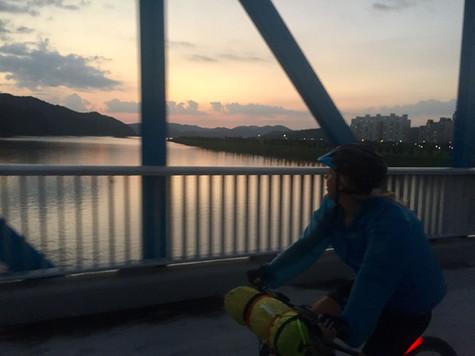 South Korea Cross Country: Day 8 (78km)