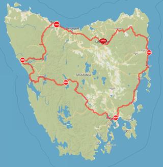 Tasmania Loop - Dot Watching Page