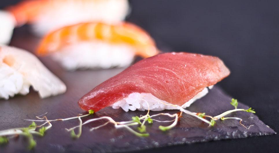 """Les sushis """"nigiri"""""""