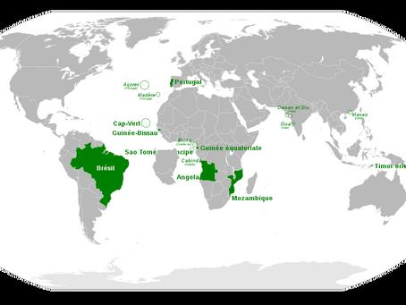 Le portugais est parlé dans 8 pays dans le monde !