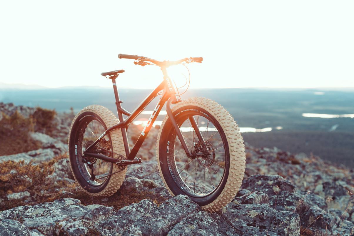 Pole Bicycles Taiga, Levi Lapland