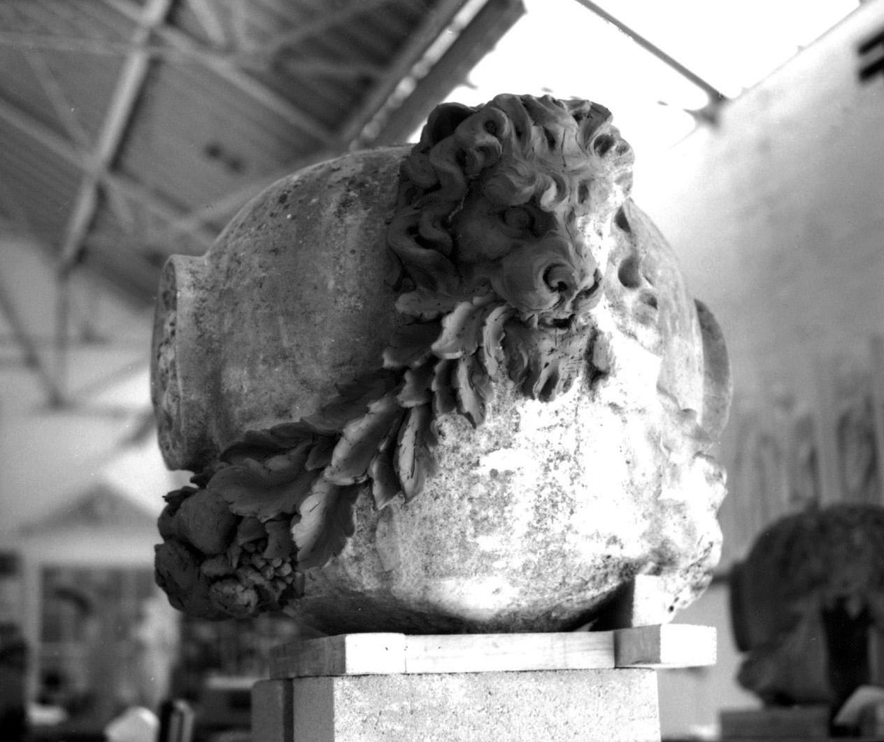Original Stone Urn