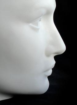 Marble ribbon head
