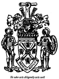 Clients original Coat of Arms