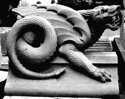Flying Buttress Dragon