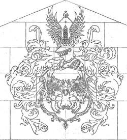 Architects original drawing