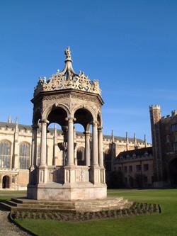 Trinity Great Court Fountain