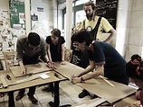 formation professionelle meuble en carton