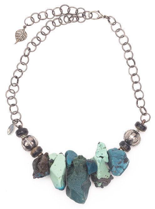 "Diamond ""Leland Blue"" Necklace"