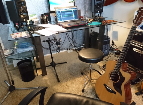 What it requires to make a song.