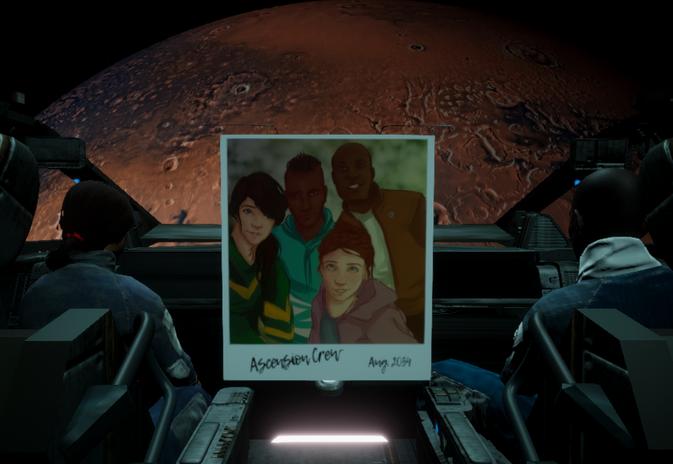 The Crew's Photo