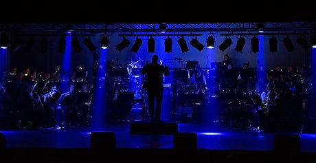 Bright Lights van het Zaans Showorkest