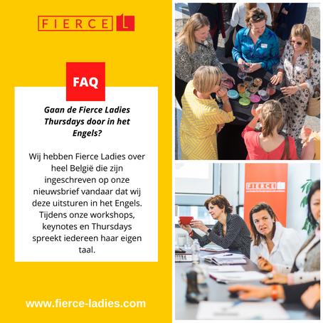 Vaak gestelde vragen over Fierce Ladies