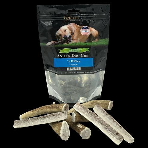 1-LB Small Elk Antler Dog Chews