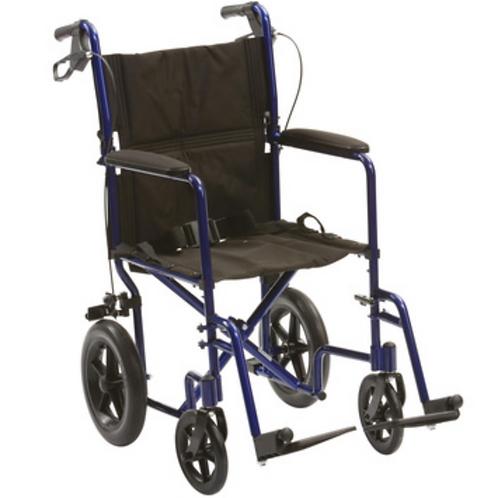 Aluminium Travel Chair Plus