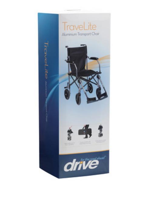 TraveLite Aluminium Travel Chair