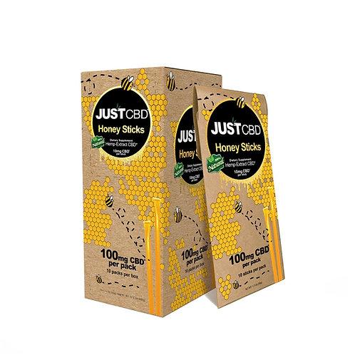 CBD Honey Sticks 100 pack