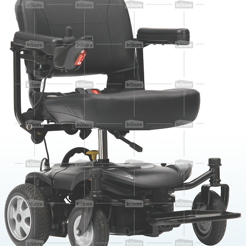 InStore Compact Powerchair