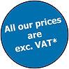 VAT sticker