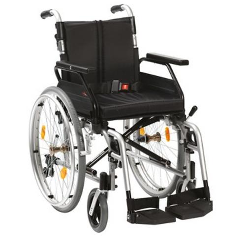 XS2 Aluminium Wheelchair