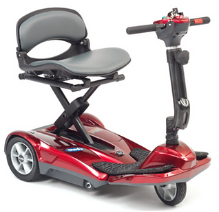 Northeast Mobility Folding Scooter
