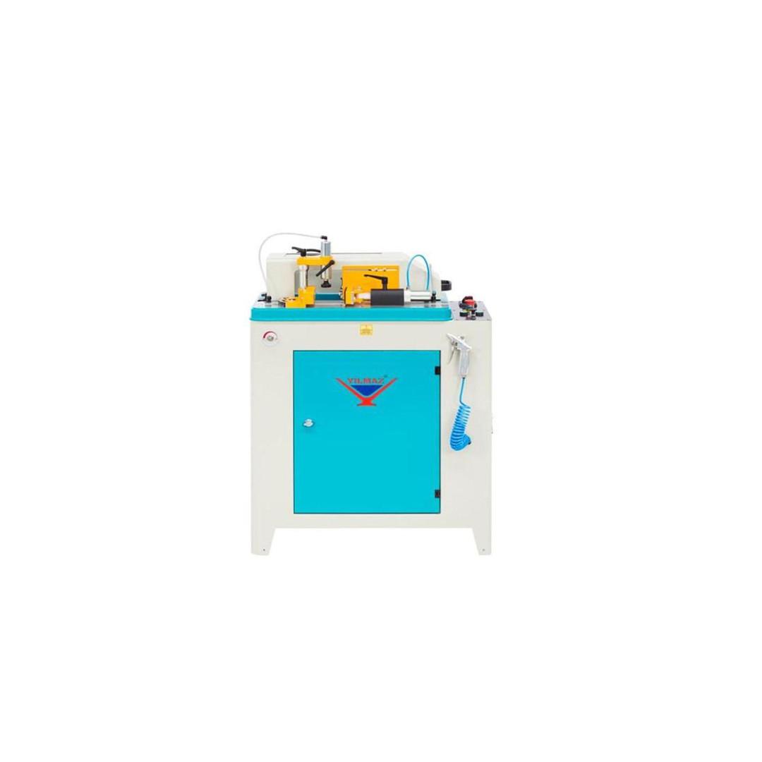KM 215 Semi Automatic End Milling machin