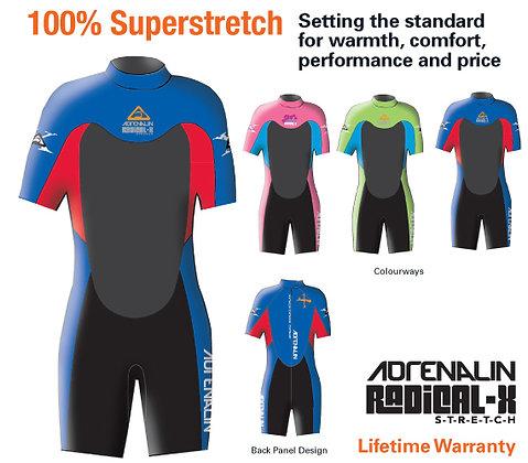 Adrenalin Radical-X Junior Springsuit