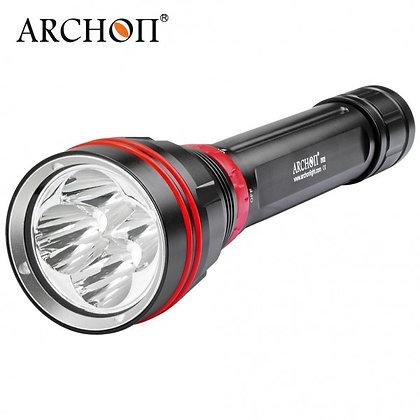 Archon WY08 Dive Light - Black
