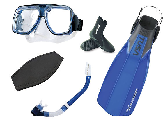 TUSA Soft Gear Pack 1