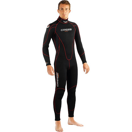 Cressi Maya Mens 5mm One-Piece Wetsuit