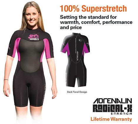 Adrenalin Radical-X Ladies Springsuit