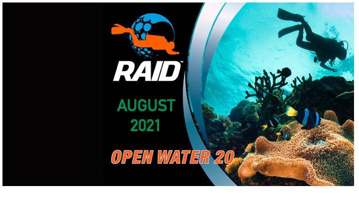 Open Water 20 (Level 1)
