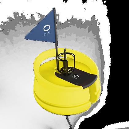 Ocean Guardian Diver Flag For BOAT01