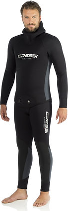 Cressi Fisterra 8mm 2-Piece Wetsuit - Mens